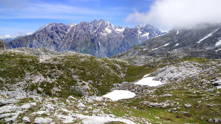 Picos de Europa National Park  Cantabria, Spain photo