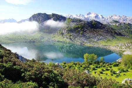 Picos de Europa National Park. Cantabrië, Spanje