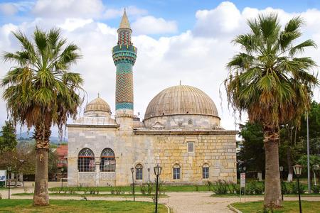 iznik: Ancient Green Mosque in Iznik (Nicaea), Turkei