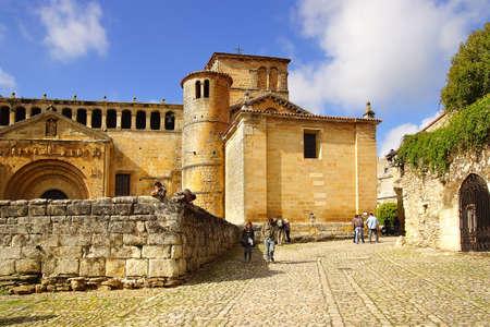 juliana: Saint Julianas collegiate church. Santillana del Mar Editorial