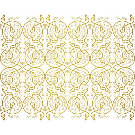 Classy geometric pattern