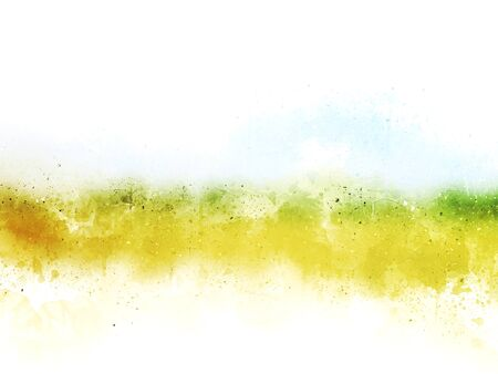 Abstract beautiful Colorful watercolor  painting  background, Colorful brush background 版權商用圖片