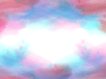 Abstract beautiful Colorful watercolor painting background and backdrop.