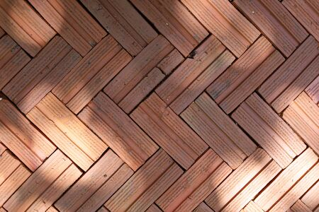 Close up orange wall texture background. Stockfoto