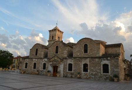 lazarus: Saint Lazarus church Stock Photo