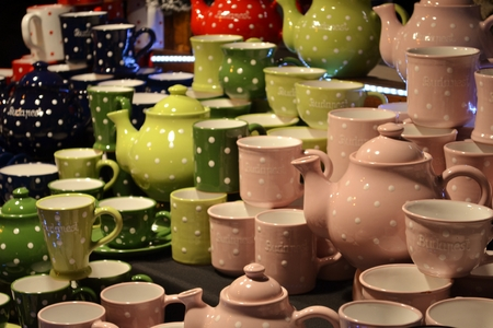 Hungarian traditional ceramics