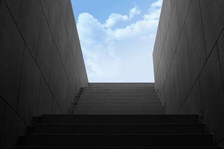 heaven: Stairway to heaven