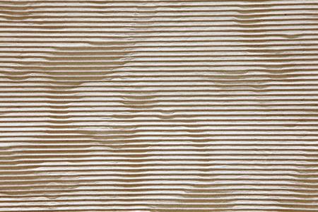 corrugated wavy cardboard  box texture