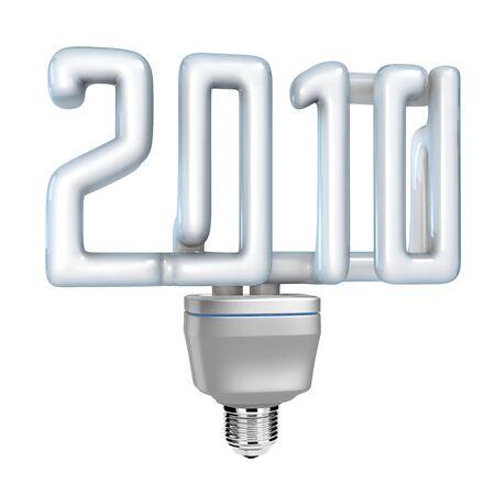 Compact fluorescent lamp (CFL) 2010