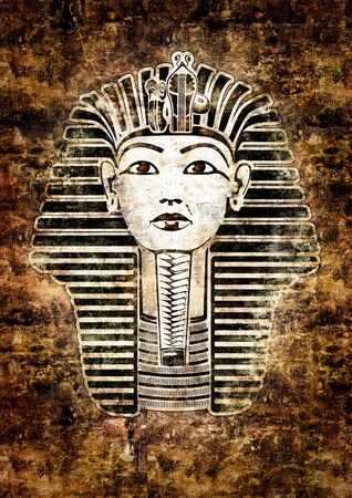 Tutankhamun Egyptian Pharaoh Stock Photo - 8915241