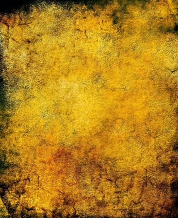 Old chapped canvas as background paper Stock Photo - 12410799