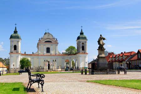 Tykocin Town in Poland