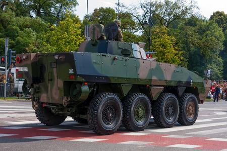 wolverine: Wheeled Armored Vehicle ROSOMAK,  Wolverine