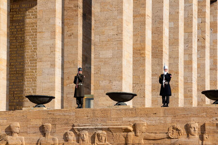 mustafa: Ataturk Mausoleum, tomb of Mustafa Kemal Ataturk, first president of Turkey Editorial
