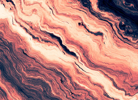 stratum: Growth rings in the minerals, trees, lava or clouds