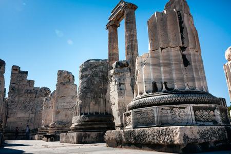 Didim, Temple of Apollo in Turkey, Didyma Editorial