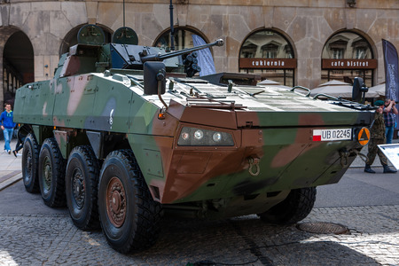 Rosomak  Infantry fighting vehicle aka Wolverine