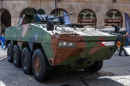 wolverine: Rosomak  Infantry fighting vehicle aka Wolverine