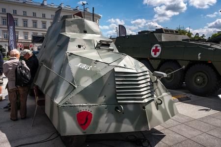KUBUS Polish Armored Car World War II