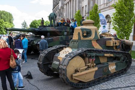 Renault FT 17 tank World War I Editorial