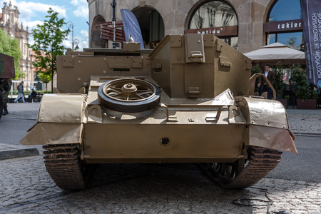 T16 Universal Carrier front view