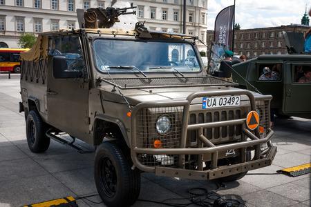 Honker 2000 Skorpion 3 Polish all terrain pick up truck