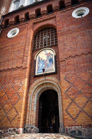 Orthodox Monastery of the Annunciation. Suprasl Poland