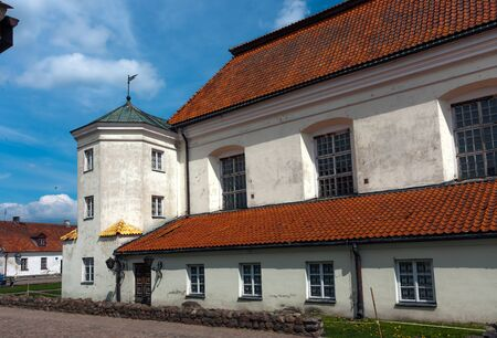 synagogue: Jewish Synagogue in Tiktin, Poland