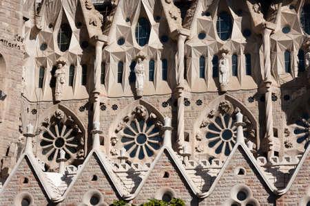 Sagrada Familia facade