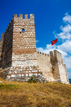 Selcuk Castle near Ephesus in Turkey
