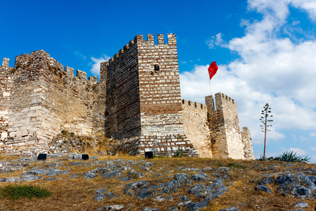 Selcuk Citadel near Ephesus in Turkey