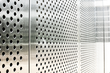 grille: aluminum texture