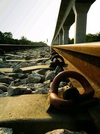rivets: Rivets railroad perspective