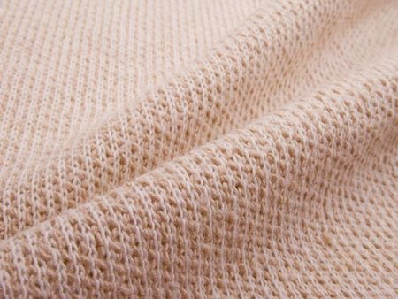 Textile texture sample Stock Photo
