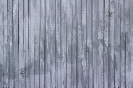 Background texture of the gray wooden slats Stock Photo