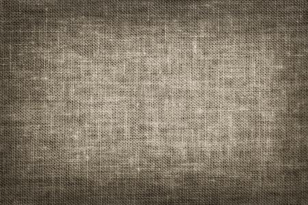 Linnen stof textuur in vintage stijl als achtergrond Stockfoto - 22753354