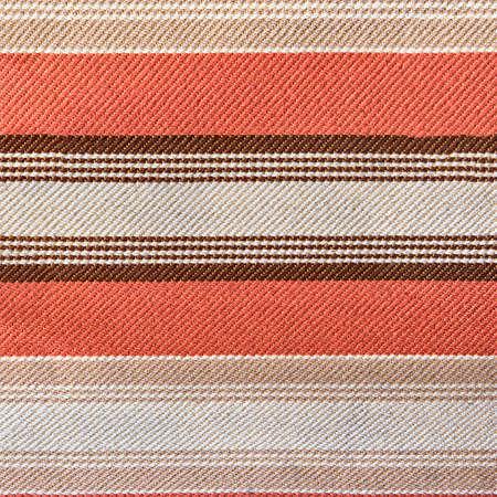 coarse: Vintage background of coarse striped cloth closeup