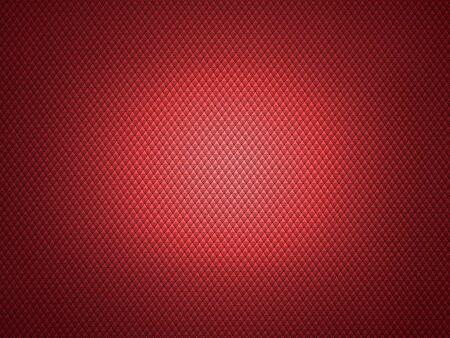 Fondo de color abstracto. Puntos negros sobre rojo