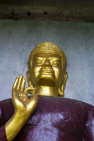 spirituell: buddha gold