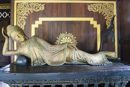 spirituell: buddha type nirvana Stock Photo
