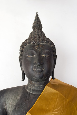 Buddha Bronze Age Stock Photo