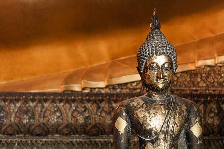 Small Buddha Bronze Age Stock Photo - 12340466