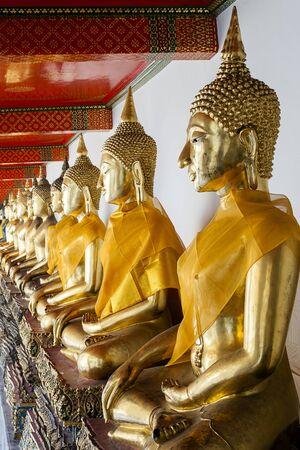 spirituell: museum buddha sitting