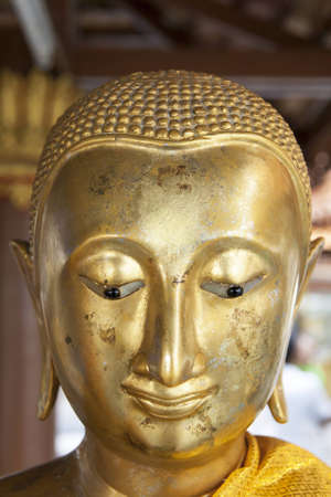 spirituell: Head of buddha