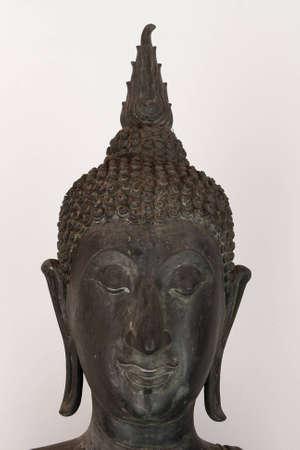 spirituell: Head buddha