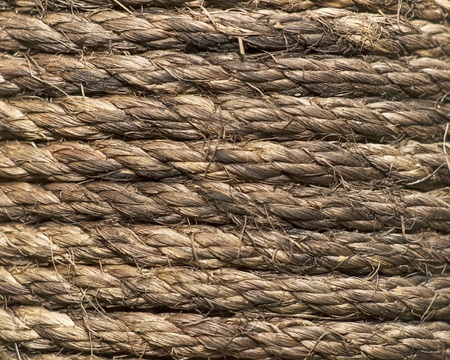 Bind tightly to the rope strength . Stock Photo - 12901882