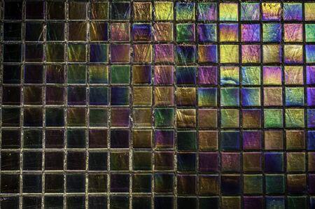 muti: Colorful wall muti color on soft light