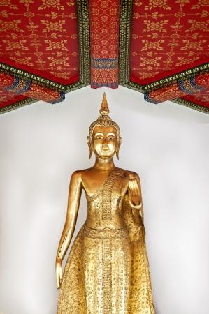 spirituell: Buddha image style stand