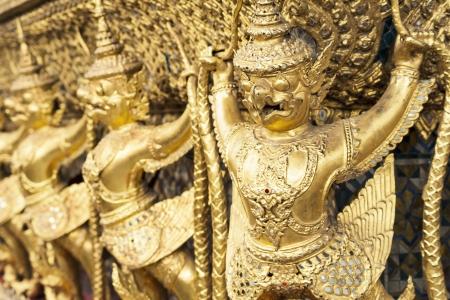 garuda: Golden Garuda, Focus right Garuda