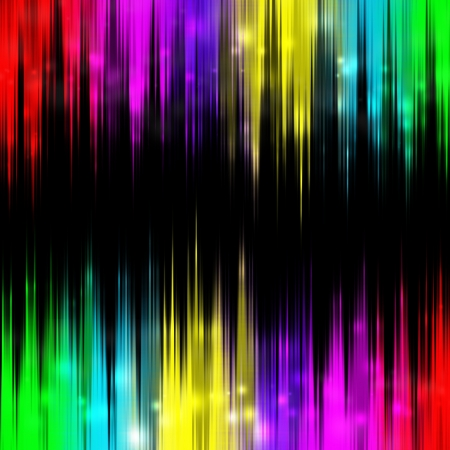 Abstract Saw Colorful background